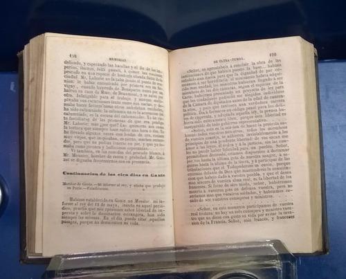 memorias de ultra-tumba chateaubriand tomo 3 1849