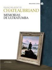 memorias de ultratumba(libro biografías)