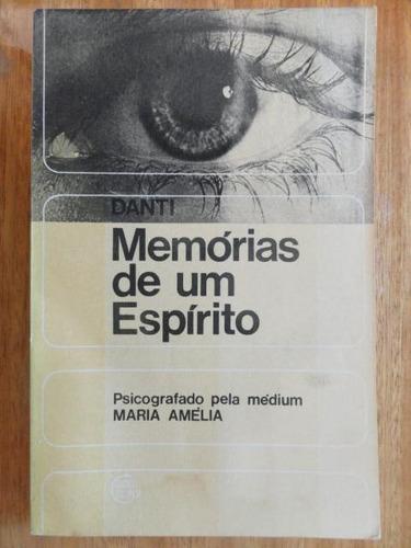 memórias de um espírito - danti