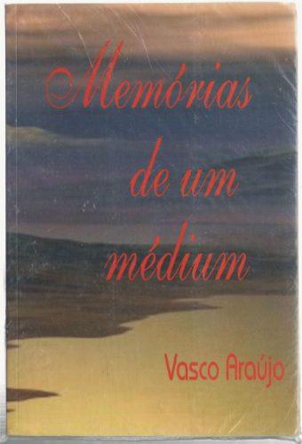 memórias de um médium - vasco araújo