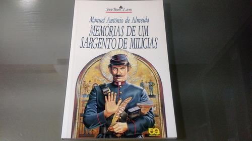 memórias de um sargento de milícias manuel antônio de almeid