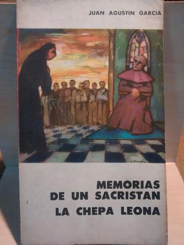 memorias de un sacristán  juan agustin garcia