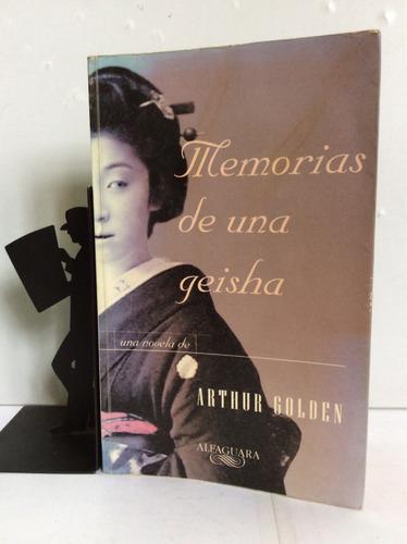 memorias de una geisha, arthur golden