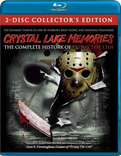 memorias del lago cristal / la historia de viernes 13 bluray