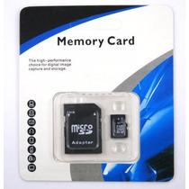 Memoria Micro Sd 32gb + Adaptador + Lector