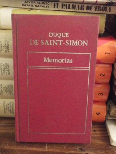 memorias  la princesa de los ursinos - duque de saint-simon