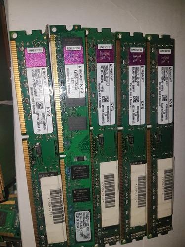 memorias para pc ddr2 y ddr3 todas 2gb diferentes marcas
