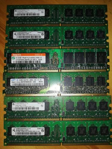 memorias pc2 512 pc