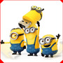 Memoria Usb 8gb Kingston Minions Coleccion Por Mayor Y Menor