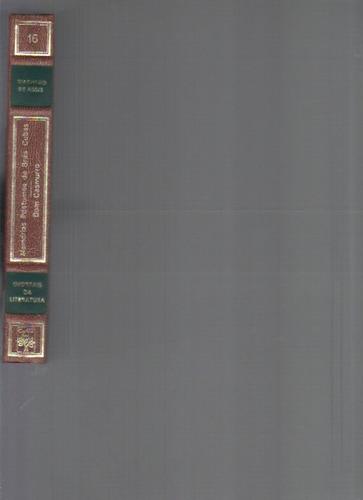 memórias póstumas de brás cubas- machado assis- frete grátis