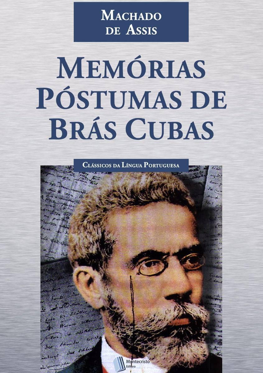 Resultado de imagem para memórias póstumas de brás cubas