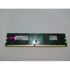 bbec7ec2a1f1e Memoria Ddr2 Usada - Memórias RAM
