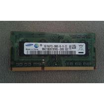 Memoria Ran De 1g 1rx8 De Lapto Marca Samsung