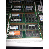 Vendo Memoria Ddr2 Para Pc 512 Mb Bus 400 Pc2 3200