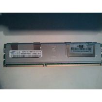4gb Memoria Server Samsung 2rx4 Pc3-10600r Ddr3 1333mhz