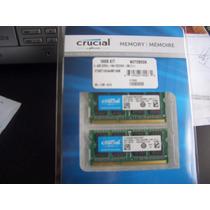 Kit Memoria Para Laptop 16 Gb 2 X 8gb Ddrl3 1600 Sodimm