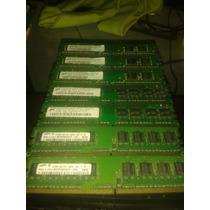 Remato Memorias Ddr2 De 512mb Y 256mb