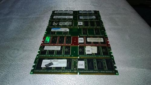 memorias ram ddr 400/256mb/pc 3200. con garantia.