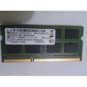 ae18926b6dc80 Memoria 2 Gb Ddr3 (smart) Para Notebook Dell Inspiron N4010 ...