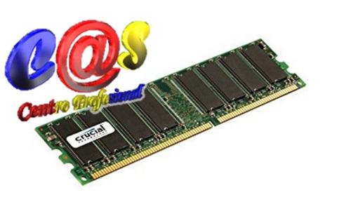 memorias ram ddr400 de 1gb pc3200u marcas varias