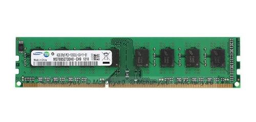 memorias samsung ddr3 4gb 1600mhz pc3 12800 gtia x 2 unid