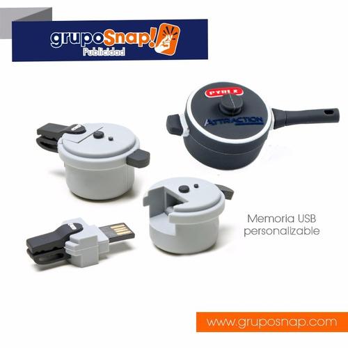 memorias usb promocionales regalos promocionales 3d 2gb-64gb