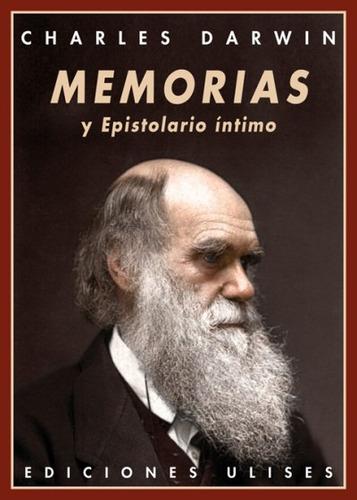 memorias y epistolario íntimo(libro biografías)