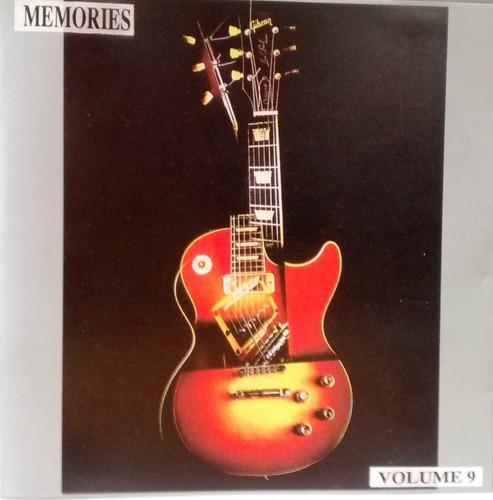 memories vol.9 / berlin,a-ha,inxs,falco,baltimora / cd