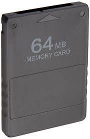 memory card 64 megas ps2 nuevo  envios a todo chile