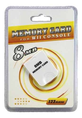 memory card de gamecube