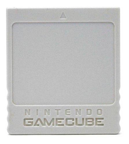 memory card nintendo gamecube - gc