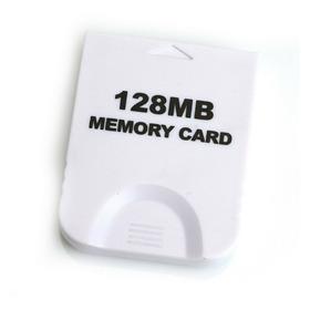 Memory Card Para Gamecube/wii De 128 Mb
