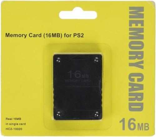 memory card para play station ps2
