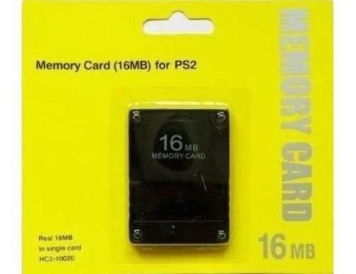 memory card para ps2 16g