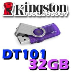 memory flash kingston 32gb  datatraveler 101