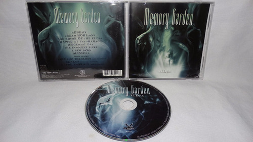 memory garden - tides ( nightingale memento mori doom metal