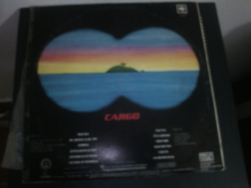 men at work - cargo - lp