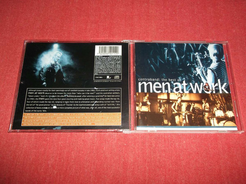 men at work - contraband the best cd nac ed 1997 mdisk