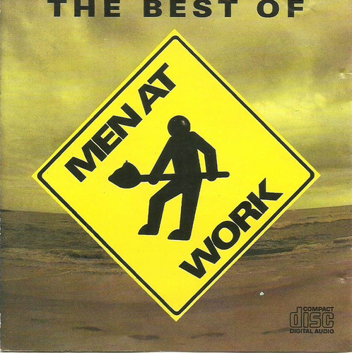 men at work the best of