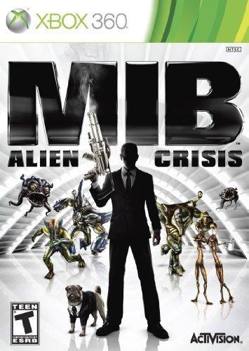 men in black: alien crisis - xbox 360 de activision
