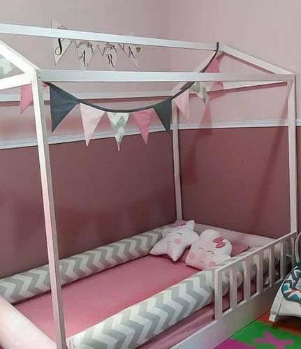 menaje cama montessori