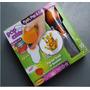 Moldes Cortador De Frutas Y Vegetales, Pop Chef (6 Figuras)