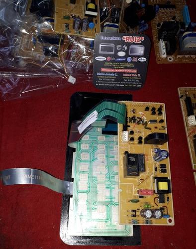 menbrana digital - hornos microondas samsung - lg -panasonic