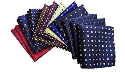 mendeng pañuelo de bolsillo con lunares de algodón surtido d