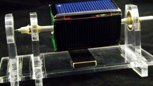 mendocito con levitacion magnetica fisica experimentos