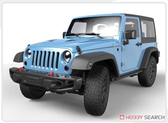 Meng 1/24 Jeep Wrangler Rubicon 2 Door 10th Anniversary Ed.