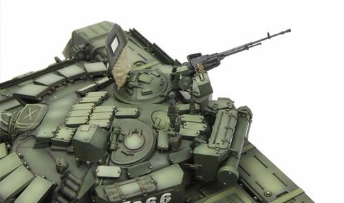 meng - russian main battle tank t-72b3 (montado)