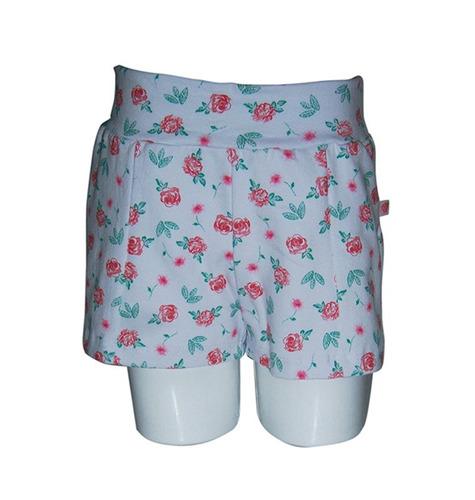 menina roupas short