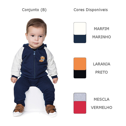 menino conjuntos roupas bebê