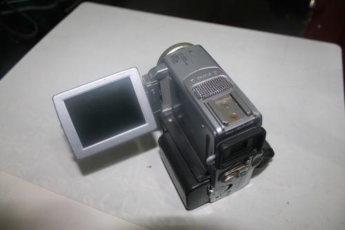 menor camera dv vendo filmadora mini dv sony dcr-pc8e